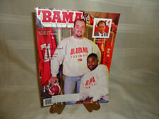 JANUARY 1997 - BAMA MAGAZINE - INSIDE THE CRIMSON TIDE - DUBOSE GETS DREAM JOB