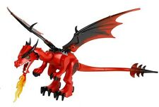 LEGO 70403 - Castle - Red Dragon / Complete Assembly - Mini Figure