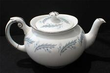 "Vintage PARAGON Bone China England BRIDAL LEAF Pattern 6""h Teapot"