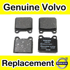 Genuine Volvo 240 (75-93) Front Brake Pads Girling (Without ABS)