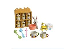 RE-MENT Fairy Tale Tableware #10 - Spice Chicks, 1:6 Barbie sized kitchen minis