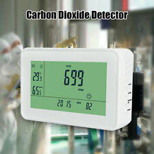 YEH-40 LCD Carbon Dioxide Detector CO2 Monitor Meter Gas Tester TVOC Parameter