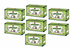 7 BOXES SENNA TEA Colon Cleansing / Laxative / Detox / Weight Loss 140 bags