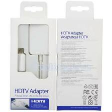 MHL to HDMI HDTV Adapter For Samsung Galaxy Tab 3 (8.0/10.1) S5 S4 S3 Note 2 3 4