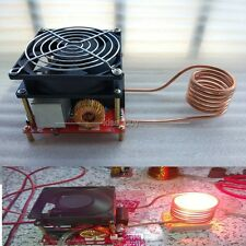 20A ZVS induction heating board Flyback driver heater DIY Cooker+ ignition coil