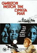 The Omega Man NEW R4 DVD