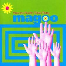 Magoo - Vote the Pacifist Ticket Today - CD