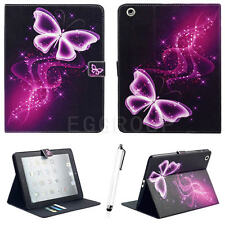 For Apple iPad mini / Pro / air / iPad 4 3 2 HOT Stylish PU Leather Cover Case