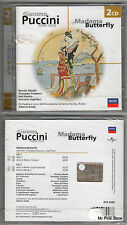 GIACOMO PUCCINI Madama Butterfly  Renata Tebaldi 2CD  DECCA Sigillato Sealed New