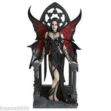 NEMESIS NOW ARACNAFARIA STATUE ORNAMENT GOTHIC FAIRIES SPIDERS GIFT ANNE STOKES