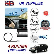 4 Runner Bluetooth Hands Free Phone AUX Input MP3 USB 1.0A Charger Module 5+7P