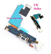 quai de Port de charge Usb iPhone 6 Plus Flex câble ruban casque blanc