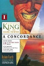 Stephen King's The Dark Tower: A Concordance, Vol. 1-ExLibrary