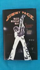 "JIMMY  PAGE  /  MAGUS - MUSICIAN - MAN       ""AN  UNAUTHORIZED  BIOGRAPHY""    HC"