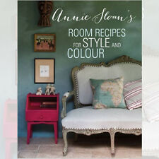 Annie Sloan's Room Recipes for Style and Colour Interior Design&Decoration Book