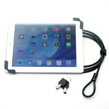 "Universal Tablet Lock kit - Fits most tablets with 8-10"" screens including iPad"