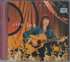 Acústico MTV by Rita Lee (CD, Nov-1998, Polygram) 731453228627 unplugged NIB