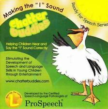 """Chatter Buddies: Making The """"I"""" Sound PC MAC CD hear sound correctly speech tool"""