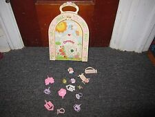 Vintage Charmkins Jewelry Charm Carrying Case