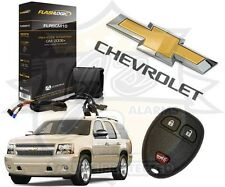 2007-2014 CHEVY TAHOE PLUG & PLAY REMOTE START SYSTEM CHEVROLET FLRSGM10 GM