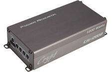 NEW POWER ACOUSTIK CA4-1600D 4-CHANNEL 1600W MINI AMPLIFIER SOUNDSTREAM AUDIO