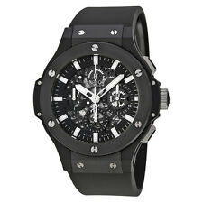 Hublot Big Bang Aero Bang Black Magic Automatic Chronograph Mens Watch