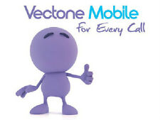 vectone mobile sim card -- official pack
