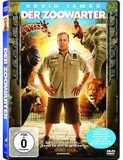 DVD * DER ZOOWÄRTER - Kevin James # NEU OVP