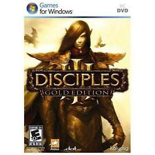 Disciples III 3 Renaissance And Resurrection Gold Edition for PC  NEW SEALED