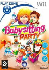 BABYSITTING PARTY Wii