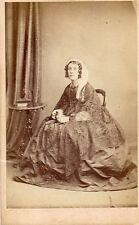 Antique Victorian Carte de Visite / CDV - The London School of Photography