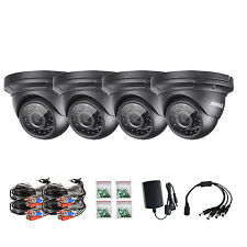 SANNCE 2.0MP 1080P HD Indoor Outdoor IR CCTV Home Security Camera System