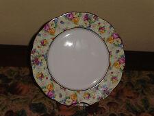 """Royal Albert ROSETIME  ROSE TIME Chintz 10 1/8""""  Dinner Plate"""