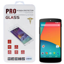 0.26mm Tempered Glass Clear Screen Protector Cover Film for LG Google Nexus  5