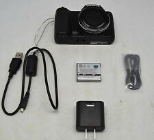Olympus Stylus SZ-15 Digital Camera with Original Packaging, Charger,and Battery
