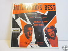 1970'S LP RECORD HOLLYWOOD'S BEST WITH ROSEMARY CLOONEY AND HARRY JAMES