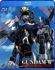 Mobile Suit Gundam Wing Endless Waltz (Blu-Ray) Japanese & English