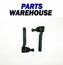 2 Steering Part Es3374Rl Front Outer Tie Rod Ends 1 Year Warranty