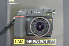NIKON 8400 PROTYPE /DIGISCOPING/MICROSCOPE CAMERA IN SUPERB CONDITION
