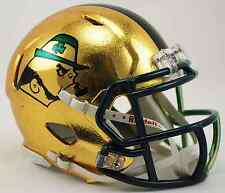 NOTRE DAME FIGHTING IRISH NCAA Riddell SPEED Authentic MINI Football Helmet