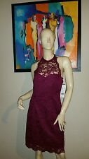 Nicole Miller Artelier Lace Dress Size 6 New With Tags $385