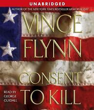 Consent to Kill by Vince Flynn (2005, CD, Unabridged)