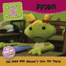 Hana's Helpline FFION: The Frog who Couldn't Tell the Truth, , New Book