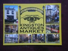 POSTCARD LONDON KINGSTON ANTIQUES MARKET