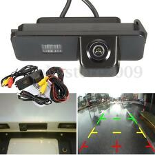 Reversing Rear View Camera For VW Polo 2C  Bora Golf MK4 MK5 MK6 Beetle Leon