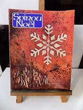 SPIROU N° 1496 spécial noel