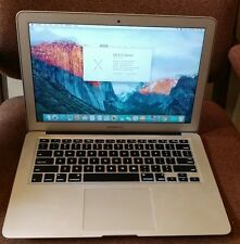 "APPLE MACBOOK AIR 13"" EARLY 2015 INTEL CORE I5 1.6 ghz 8GB 128GB SSD"