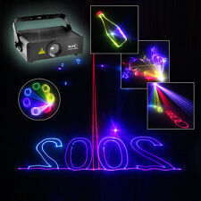 Full Color Beam Remote DMX Laser Stage DJ Party Light Projector by Suny ALDS-