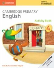 Cambridge Primary English Stage 4 Activity Book (Cambridge International Examina