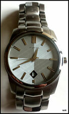 Men's FOSSIL Arkitekt Stainless Steel Quartz Watch: FS-4011